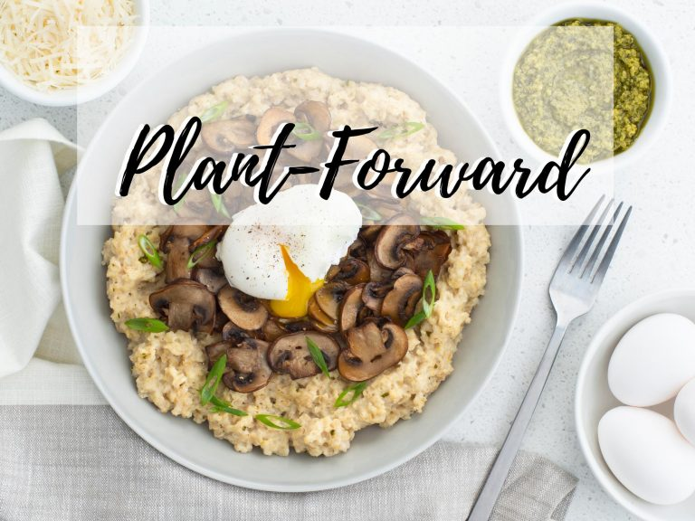 Plant-Based vs. Plant-Forward - featured