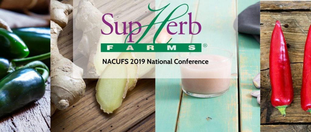 NACUFS, National Association of College & University Food Services- header