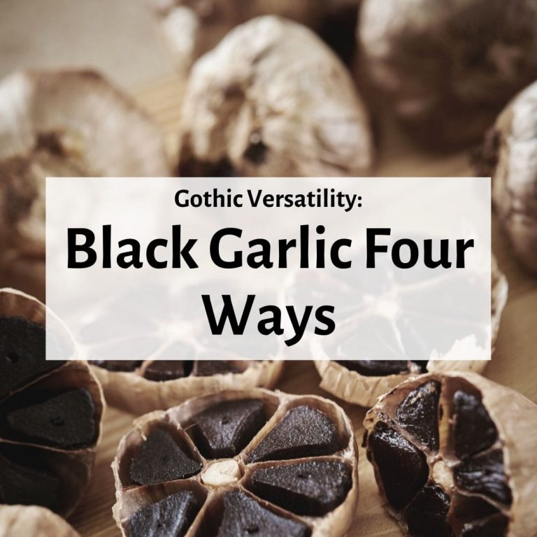 Black Garlic Website Featured Image